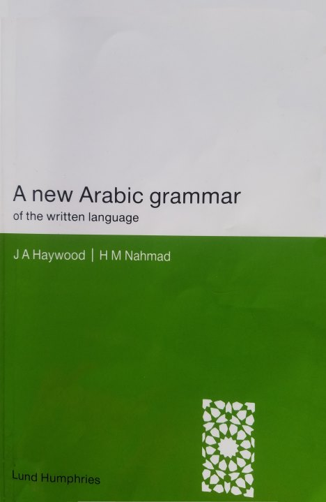 A New Arabic Grammar